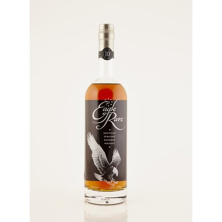 Eagle Rare 10 Year Old Single Barrel Bourbon, 45%