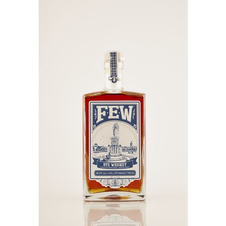 FEW Rye Whiskey, 46.5%