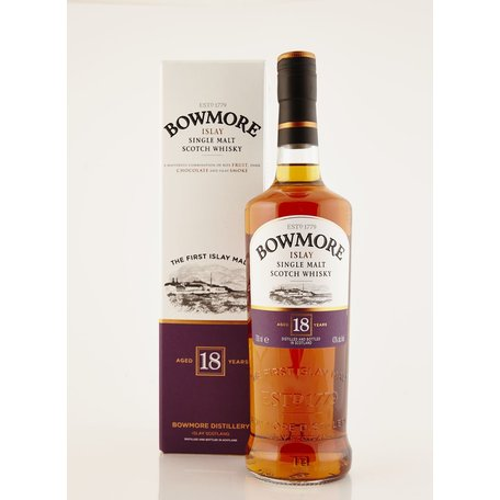 Bowmore 18 Year Old, 43%