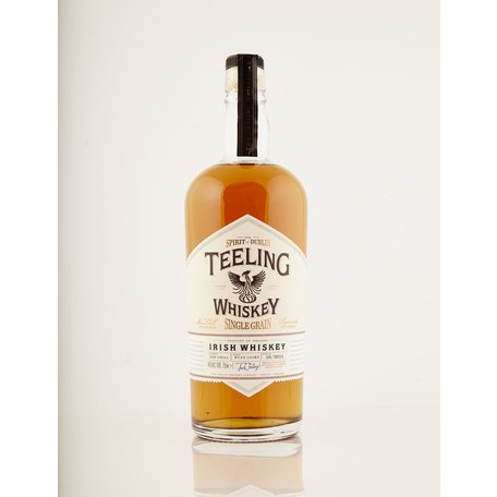 Teeling Irish Single Grain Whiskey, 46%