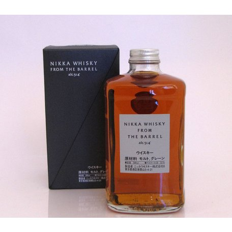 Nikka From The Barrel, 50cl, 51.4%