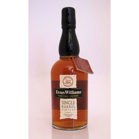 Evan Williams Single Barrel 2008<br />  Vintage Bourbon, 43.3%