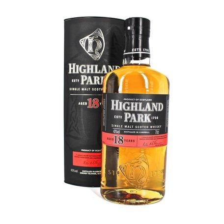 Highland Park 18 Year Old, 43%