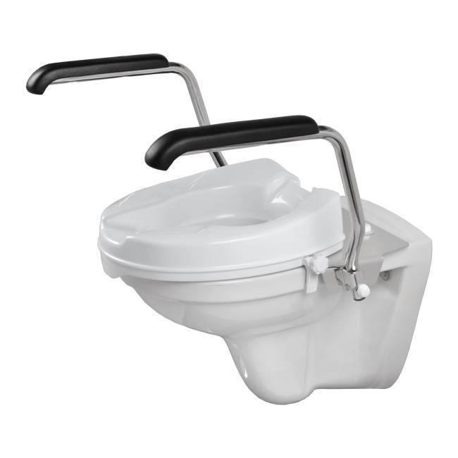 Jadaset toiletbeugel voor toiletverhoger 5 cm
