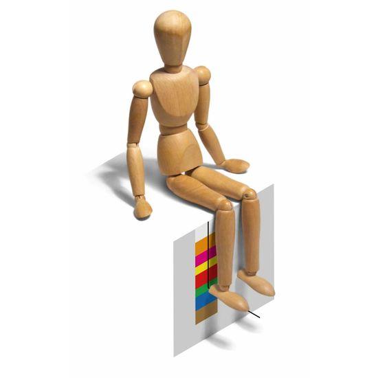 Wigli Wigli actieve stoel voor Kinderen