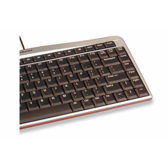 Evoluent Evoluent toetsenbord ergonomisch/linkshandig