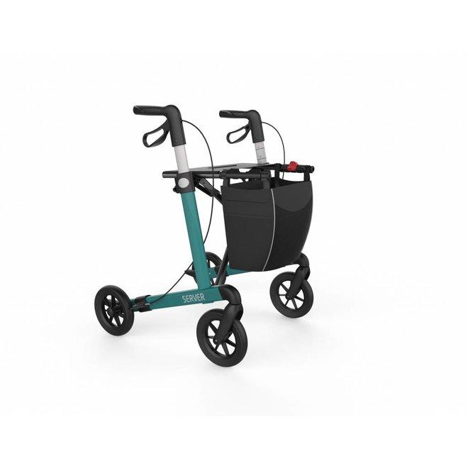 Lichtgewicht functionele rollator