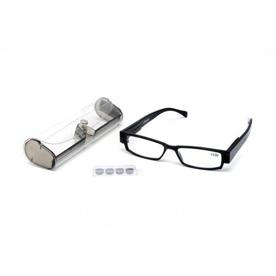 Leesbril met LED