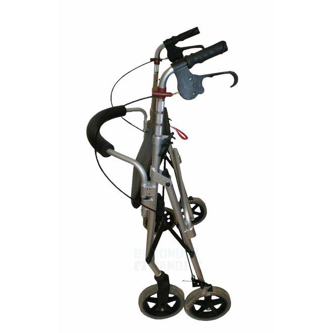 Ultra lichtgewicht rollator Pregero
