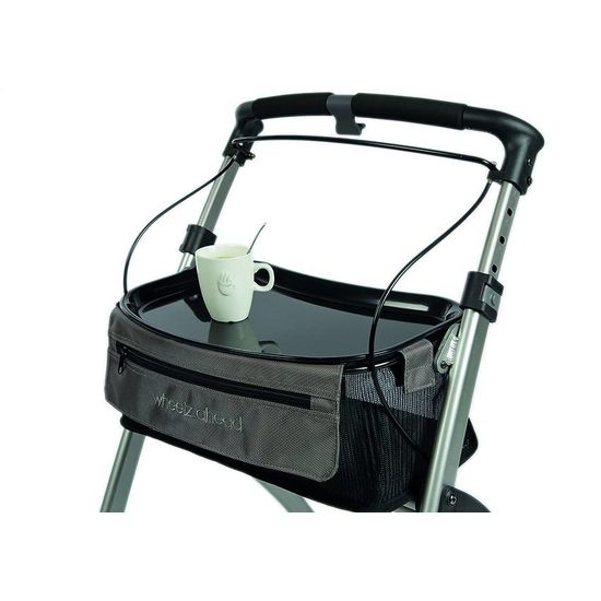 Wheelzahead Indoor rollator
