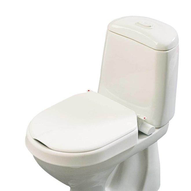 Hi Loo toiletverhoger vast met deksel