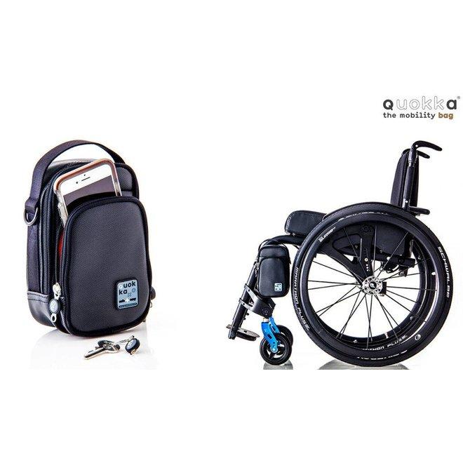 Quokka bag compacte rolstoeltas
