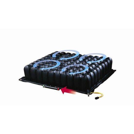Roho Roho Quatro Select High Profile 10,5 cm hoog