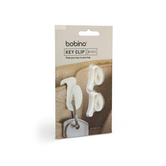 Bobino Key clip sleutelhouder duo pack