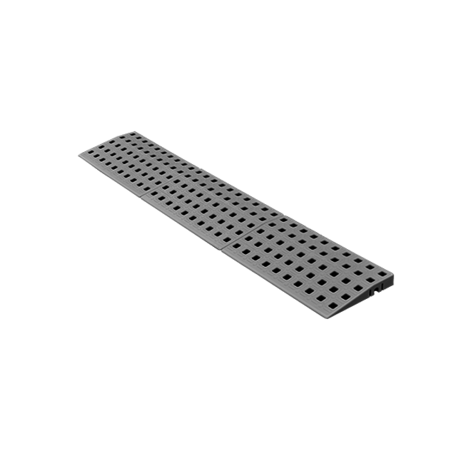 Modulaire drempelhulp 1 laags