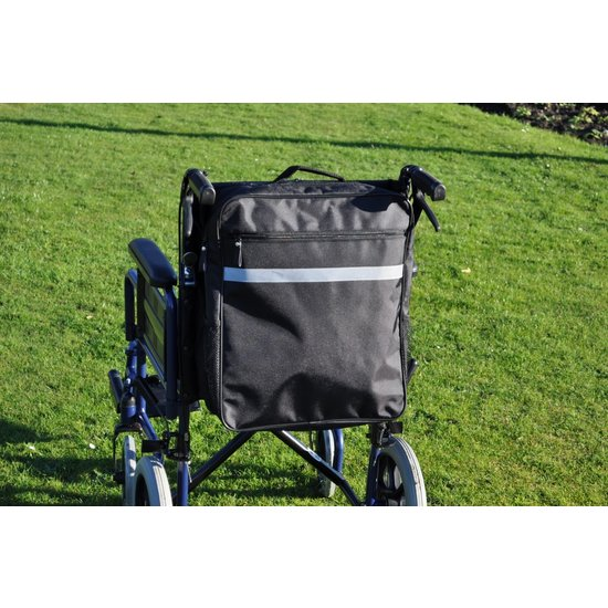 Standaard rolstoeltas