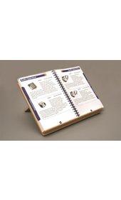 Boekenstandaard 40x30 cm hout