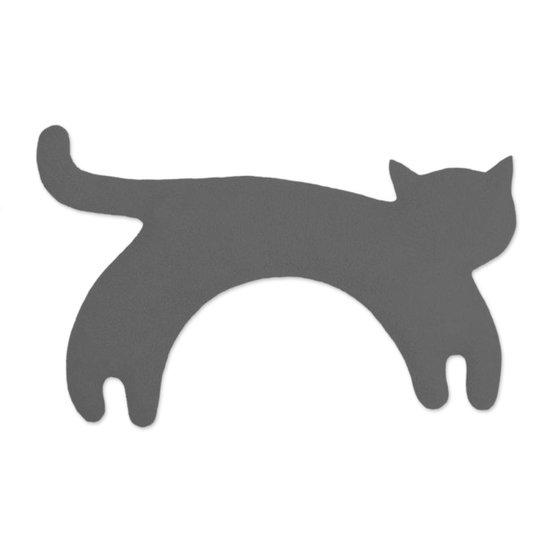 Leshi Fleece Warmtekussen kat rood