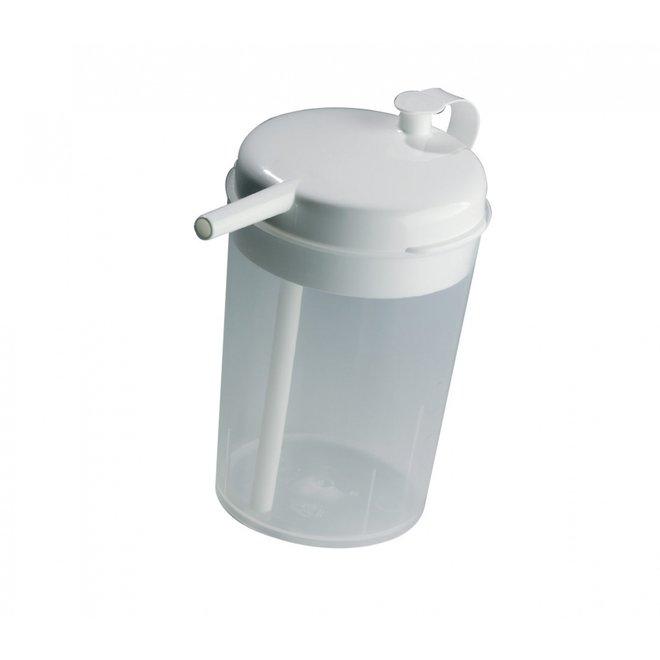 Drinkbeker Novo Cup - rietjes 250 stuks