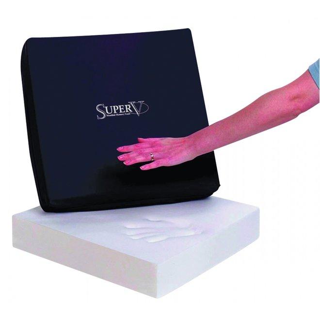 Designer Super 'V' zitkussen - 46 x 40 x 8 cm