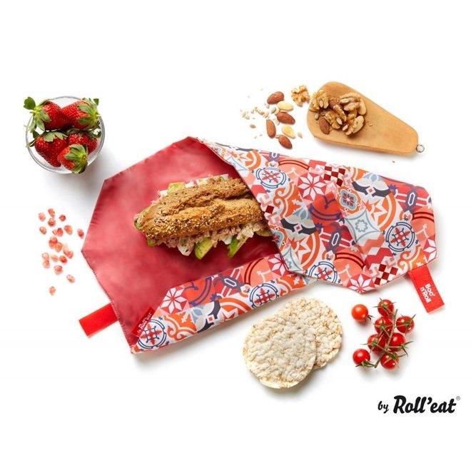 Boc`n Roll duurzaam broodzakje