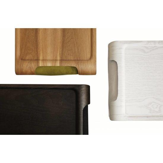 Bosign Mini laptray/ schoottafel wit/wit
