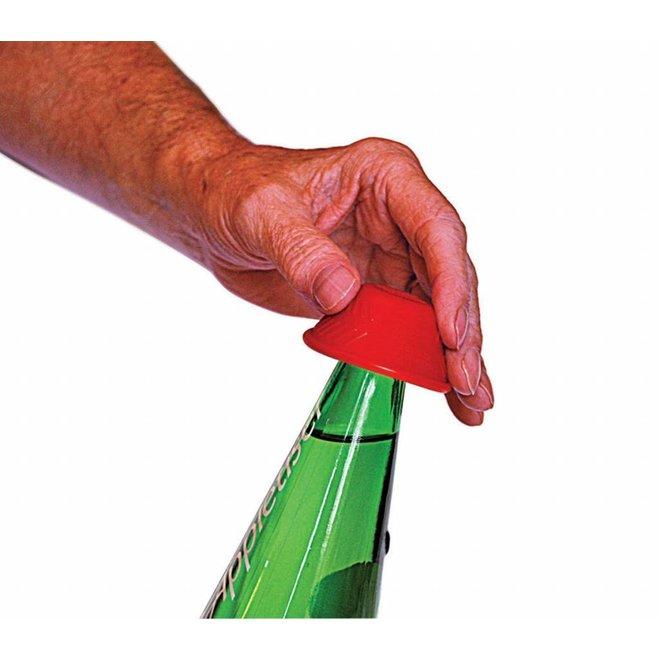 Antislip flesopener