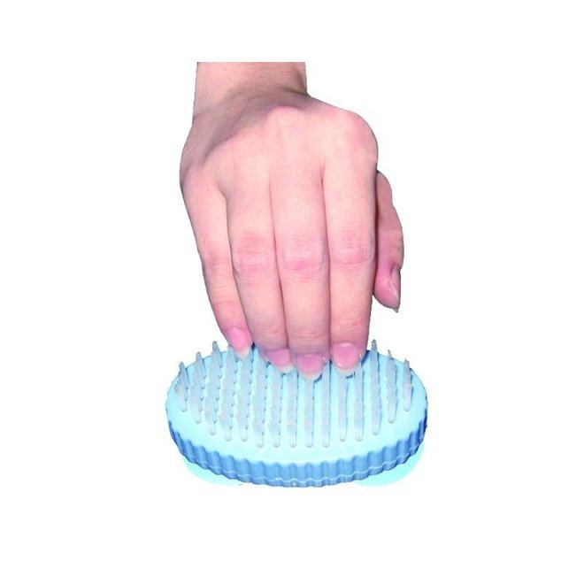 Nagelborstel op zuignappen