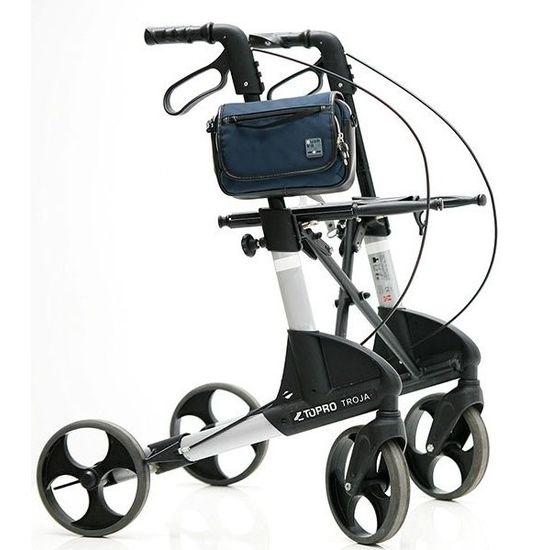 Quokka Bag horizontaal rolstoeltas