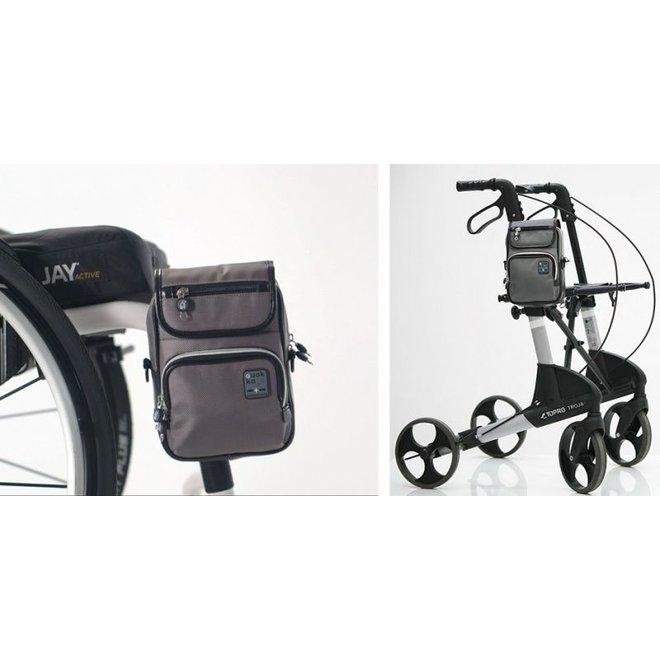 Quokka Bag verticaal rolstoeltas
