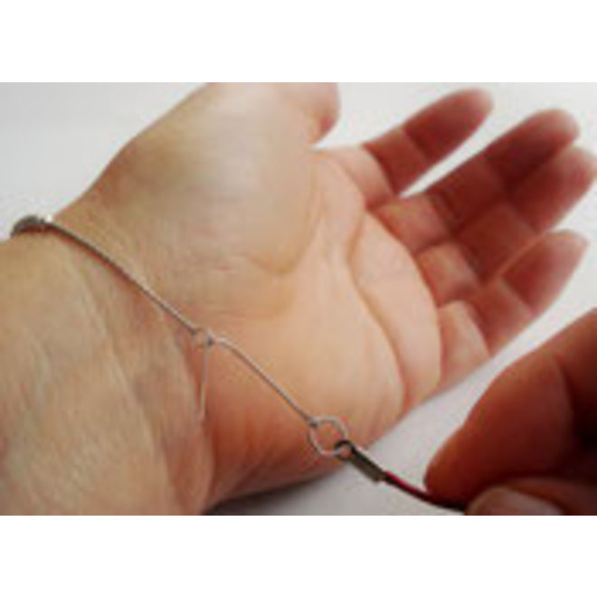 HaakM Armband/ horlogehulp