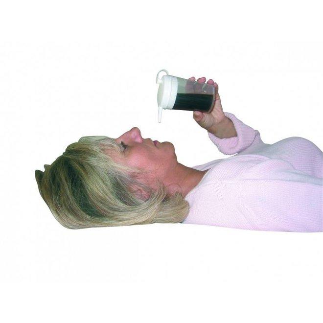 Novo cup Beker `liggend drinken`