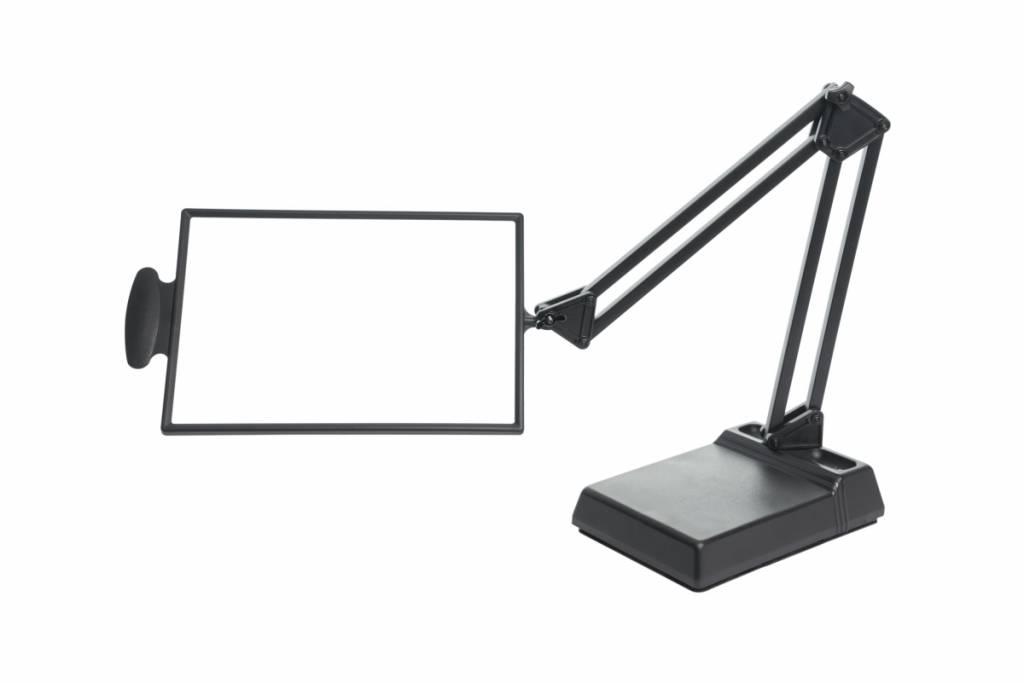 Vergrootglas op standaard (2x)