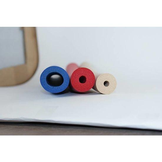 able2 Greepverdikker opening 6,4 mm creme
