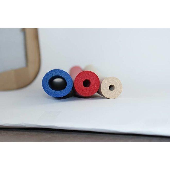 Greepverdikker opening 9,5 mm rood