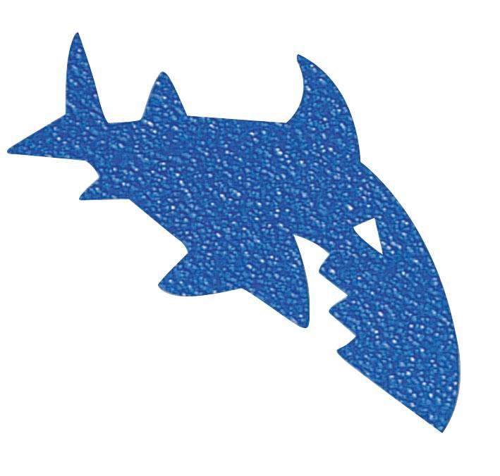 Antislip sticker haai