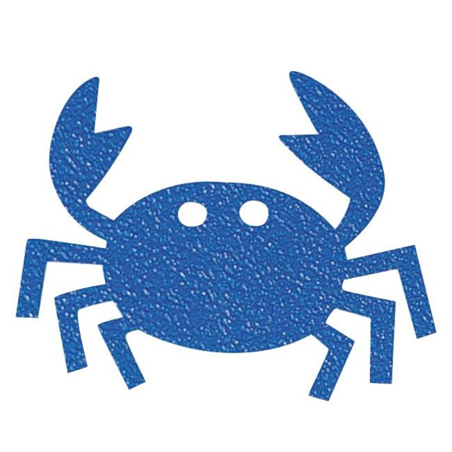 Antislip sticker krab