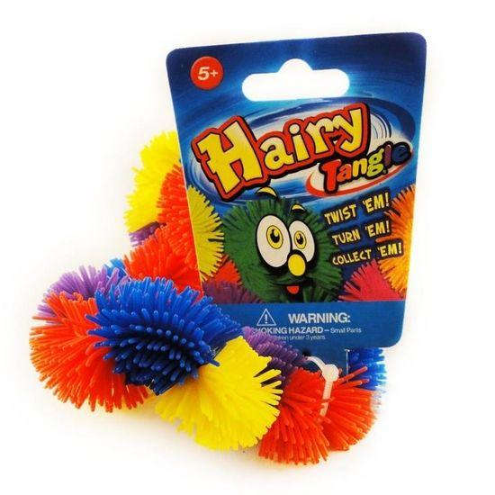 Tangle 'hairy'