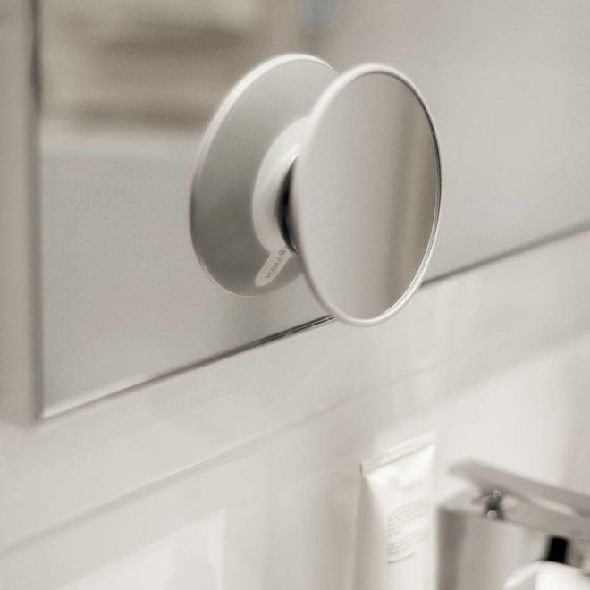 Afneembare magnetische spiegel vergroot 5x