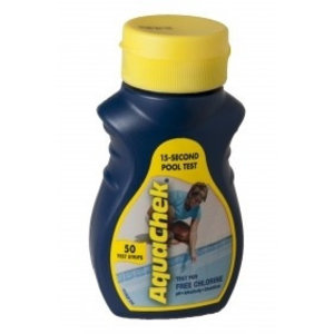 Aquacheck PH, Chloor, Alkaliniteit, Cyaanzuur meten