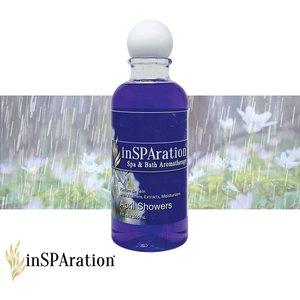inSPAration April Showers
