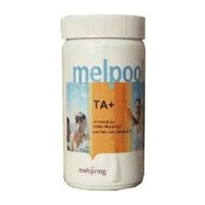 Melpool TA + Alkaliteit increaser