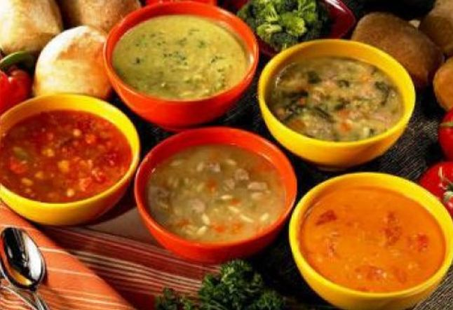 Gemengde soepen