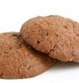 Chocoladekoekjes nootjes  6x (5st.)