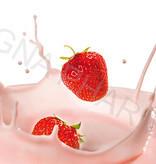 POT dieet- & Sport-Dessert O'Fantastic Aardbei Medical 450g = 17 porties