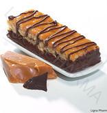 New Chocoladereep Caramello STAP 1/Low Carb met vitaminen 7st.