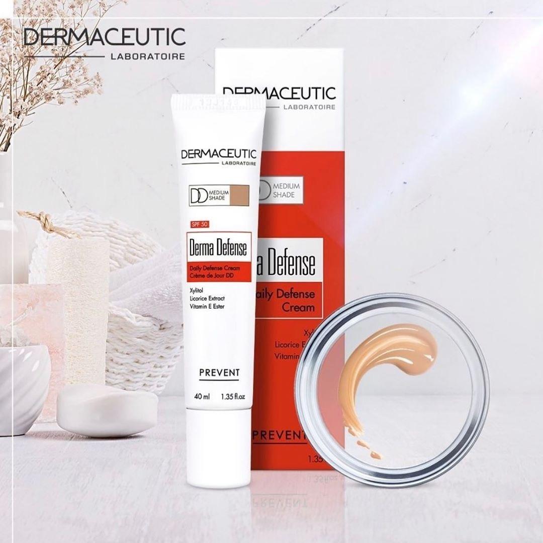 Derma Defense Medium - 40 ml