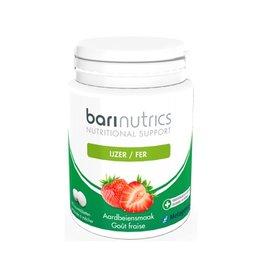 BariNutrics Ijzer Aardbei NF90 tabletten