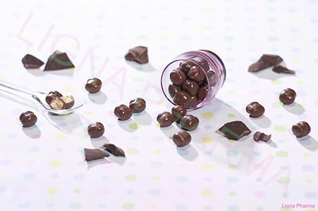 Crisp chocoladebolletjes 'familypack' 6 porties