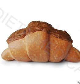 Eiwitrijke croissant met amandel